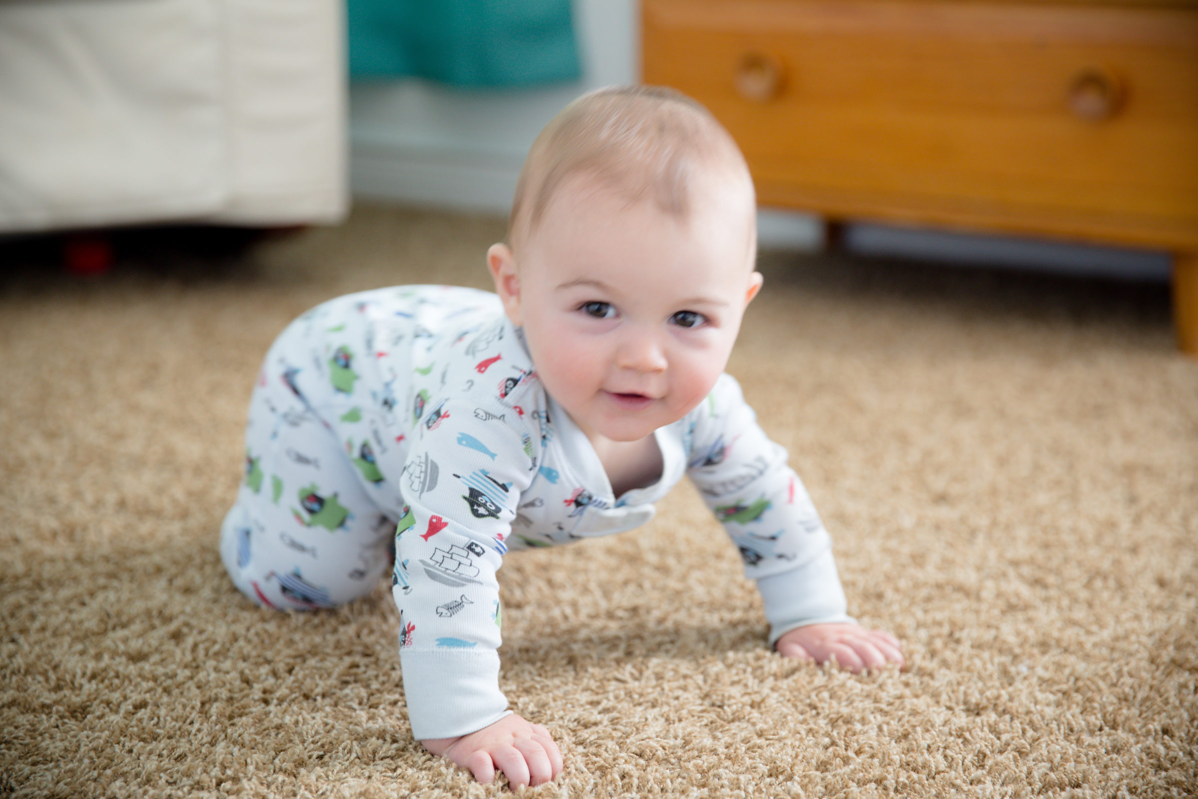 Oliver 8 months