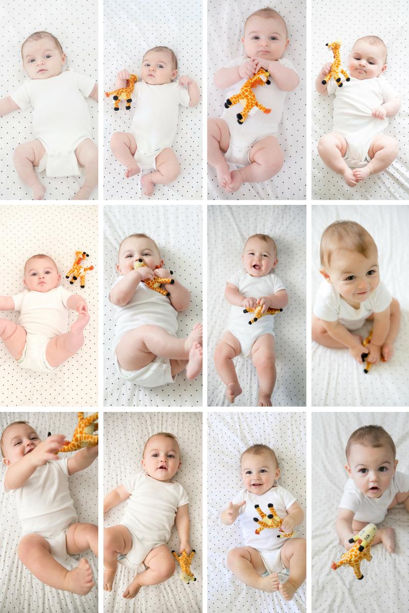 oliver-12-months-collage
