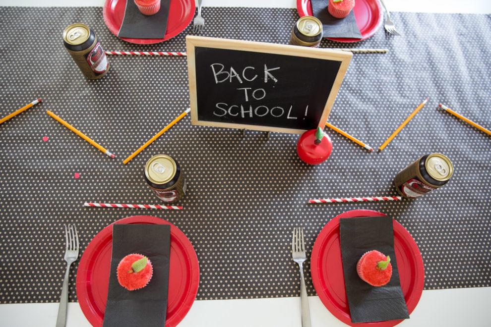 Back to school dinner 2017-2