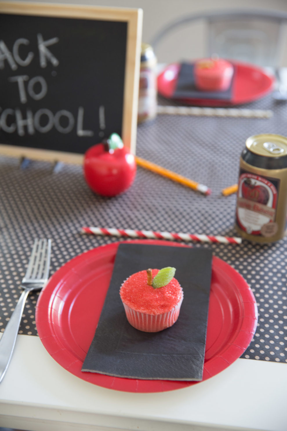 Back to school dinner 2017