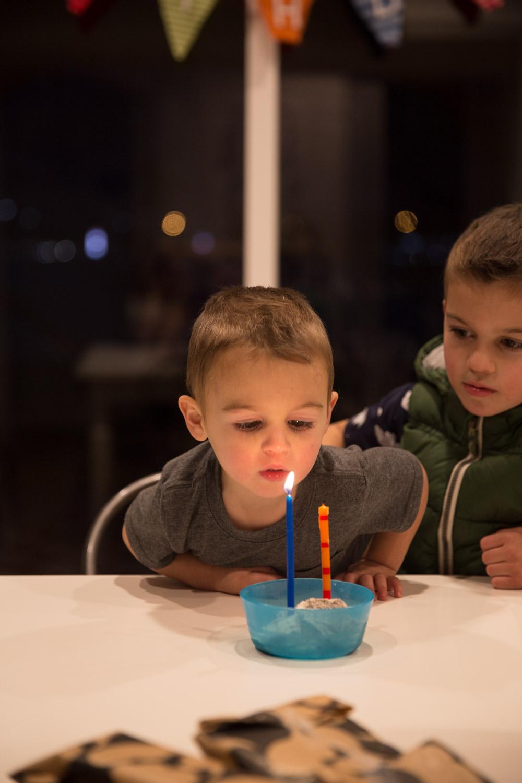Olivers 2nd Birthday_-7