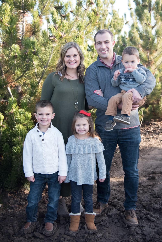 Sunday Family Christmas Card Photos 2017